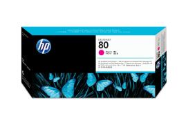 HP 80 Magenta Printhead and Cleaner for DesignJet 1000