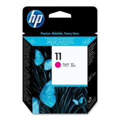 HP 11 (Yield: 16,000 Pages) Magenta Printhead Ink Cartridge Image