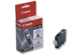 Canon BCI-6BK (Yield: 440 Pages) Black Ink Cartridge