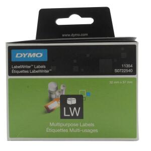 Dymo Multi-Purpose Removable Labels on a Roll (1000 Labels) for Dymo LabelWriter Label Printers
