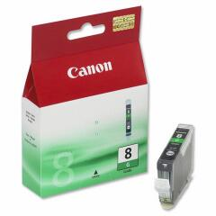 Canon CLI-8G (Yield: 420 Pages) Green Ink Cartridge Image