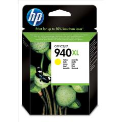 HP 940XL (Yield: 1,400 Pages) Yellow Ink Cartridge Image