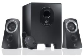 Logitech Z313 Speaker System (Black) UK