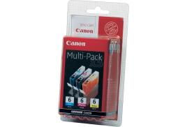 Canon BCI-6 (C/M/Y) Ink Tank (Blister Multipack)