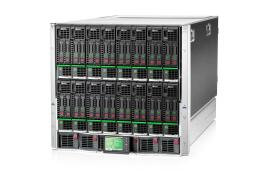Hewlett Packard Enterprise BLc7000 Platinum Enclosure with 1 Phase 2 Power Supplies 4 Fans ROHS Trial Insight Control Licence