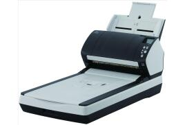 Fujitsu fi-7280 (A4) Flatbed + ADF Document Scanner