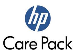 HP Care Pack 3 Year Next Business Day On-Site Service Hardware Support for Monitors