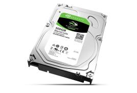 Seagate BarraCuda (500GB) 3.5 Inch SATA Internal Hard Disk Drive