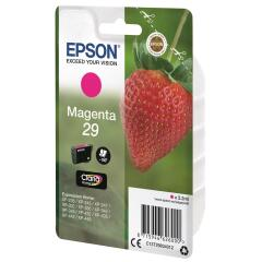 Epson Strawberry 29 (Yield 175 Pages) Claria Home Ink Cartridge (Magenta) Image