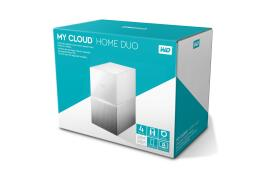 Western Digital WD My Cloud Home Duo (4TB) Network Attached Storage Device