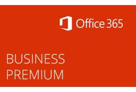 Microsoft Office 365 Business Premium Retail MAC/Windows English Subscription Eurozone 1 Licence Medialess 1 Year